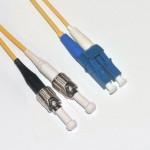 LC-ST Duplex SM Patch Cables